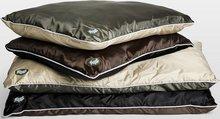 Agui Waterproof Cushion black/brown Dýna úr vatnsheldu og slitsterku efni - stærð 90x75cm