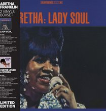 Aretha Franklin: Lady Soul / I Never Loved a womanh