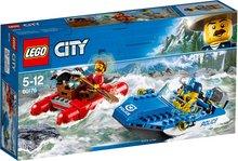 Lego City flótti á ánni