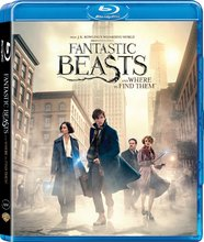 Fantastic Beasts - Blu Ray