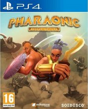 Pharanoic Deluxe Edition PS4