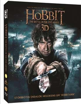 Hobbit: Battle of the Five Armies - 3D BluRay