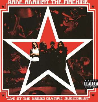 Rage Against The Machine: Live At The Grand