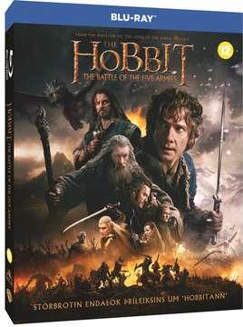 Hobbit: Battle of the Five Armies - BluRay