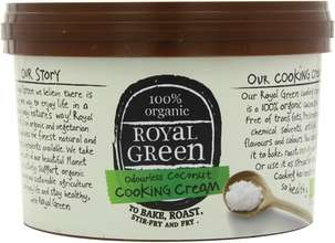 Royal Green kókosfeiti, 500 ml