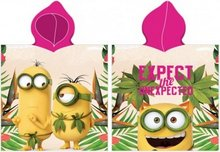 Minions Summertime poncho handklæði