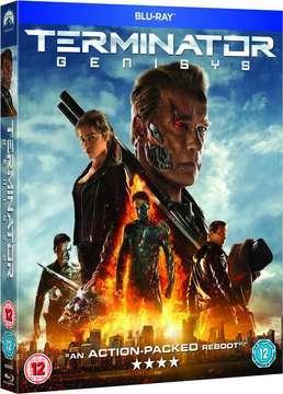 Terminator Genisys - BluRay