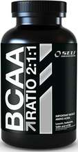 Self BCAA 120 hylki