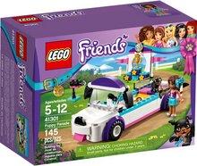 Lego Friends skrúðganga