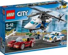Lego City eltingaleikur lögreglunnar