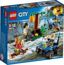 Lego City flóttinn af fjallinu