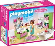 Playmobil Dollhouse - lúxus baðherbergi