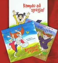 Sumarpakki barnanna - Anna Pálína & Aðalsteinn Ásberg