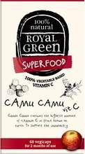 Royal Green Camu Camu, 60 stk