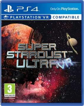 PS4 Super Stardust VR