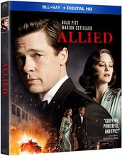 Allied 4K - Blu Ray