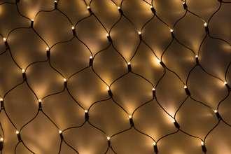 System lights LED útisería. 2x1m net