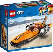 Lego City hraðamets bíll