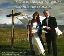Rut Ingólfsdóttir & Richard Simm: Fyrstu Íslensku Sónöturnar