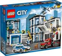 Lego City lögreglustöðin