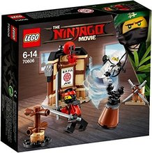 LEGO Ninjago Movie bardaga æfing