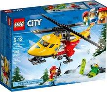Lego City Sjúkraþyrla