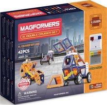 Magformers XL Cruiser vinnuvélar