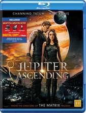 Jupiter Ascending - BluRay