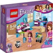Lego Friends Oliva hönnunarherbergi