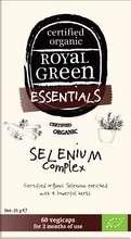 Royal Green Selenium, 60 stk