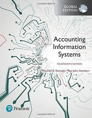 Accounting information systems global edition heimkaup accounting information systems global edition ccuart Gallery