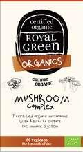 Royal Green sveppa complex, 60 stk