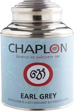 Chaplon Earl Grey dós 190 gr.
