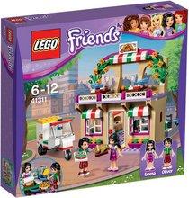 Lego Friends Pizzastaður