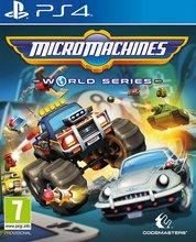 PS4 Micro Machines