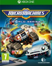 Xbox One Micro Machines