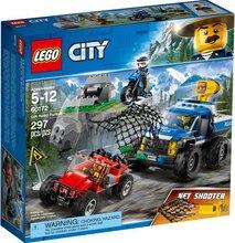 Lego City eltingarleikur á malarvegi