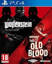 Wolfenstein Double Pack PS4