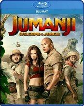 Jumanji (2017) - Blu-ray