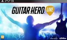 Guitar Hero Live - Guitar Controller - PS3