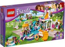 Lego Friends sundlaug