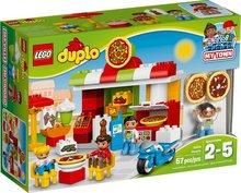 Lego Duplo Pizzastaður