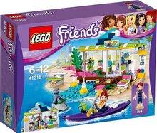 Lego Friends brimbrettabúð