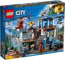 Lego City skógarlögreglan