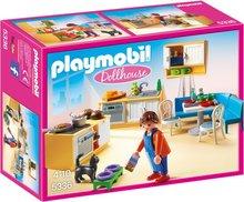 Playmobil Dollhouse - eldhús
