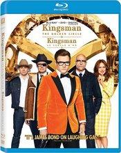 Kingsman 2 - Blu-ray
