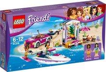 Lego Friends spíttbátur Andreu