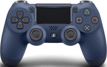 PS4 Dual Shock fjarstýring - Midnight blue
