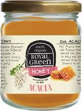 Royal Green Acacia hunang, 250 g