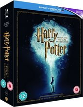 Harry Potter safnið - Blu Ray